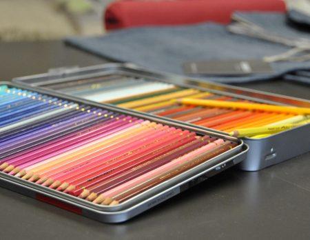A designers box of colors