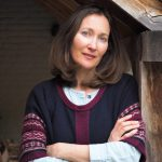 Picture of Amy Behn, Designer at Libeco Home, Meulebeke, Belgium